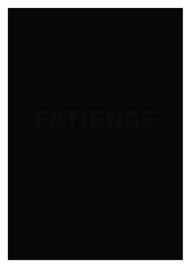black-patience-13x19