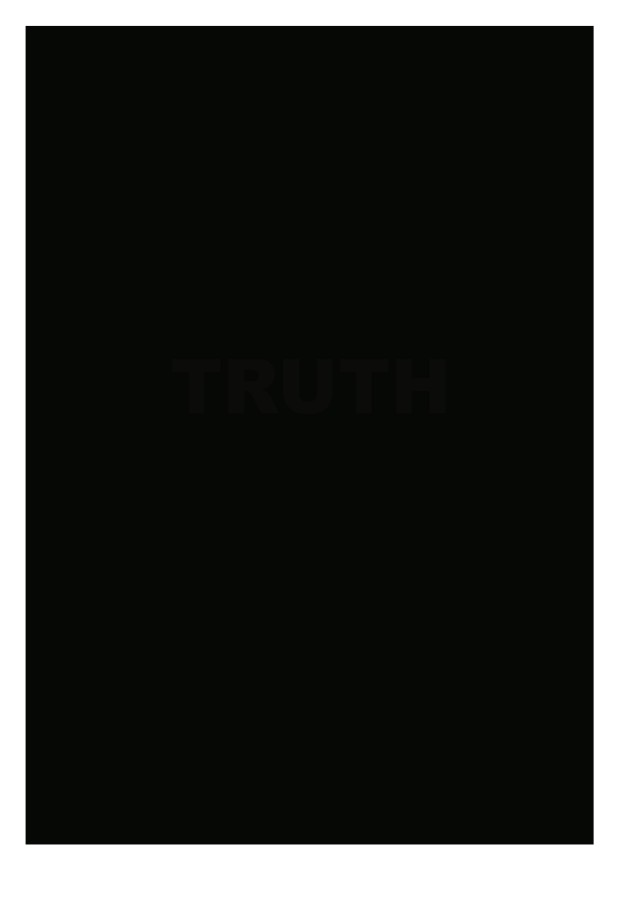 black-truth-13x19